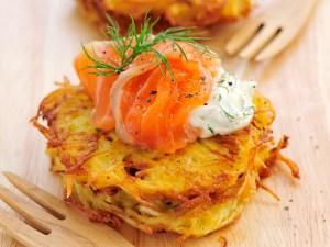 Potato Rosti Lunch