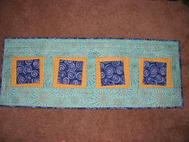 My Table Runner Kre8tion