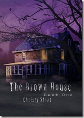 The brown house