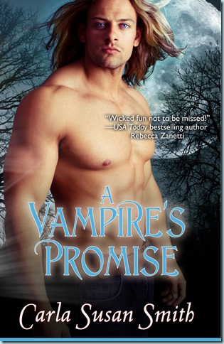 A Vampire's Promise (eBook)