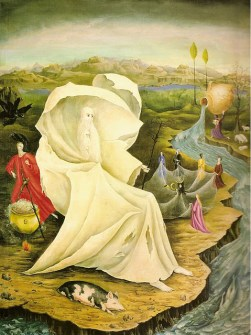 The Temptation of St. Antony, Leonora Carrington