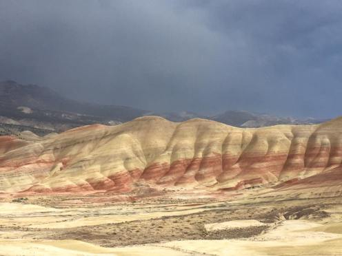 the-painted-hills