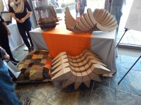 Art pieces or furniture? Take a guess! *hint* it's both!