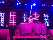 Sacramento TBD Fest 2014. Viceroy on the Buzz Beautiful Stage Sunday night. Photo Sven Olai.