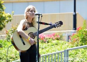 Sydney Jones at First Festival. Sacramento, CA. 2015. Photo Alejandro Montaño.