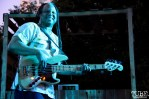 Courtney Sr. bassist of New Kingston, Concerts in the Park, Cesar Chavez Park, Sacramento, CA. May 13, 2016, Photo Anouk Nexus