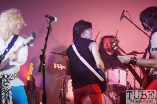 Spinal Tap, Halloween Show, Verge Center for the Arts, Sacramento, CA. 2017 Photo Joey Miller
