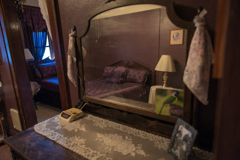 The Annie Oakley Room at the Historic Union Hotel