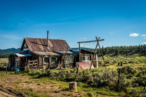 Whitney, Oregon