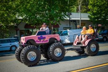 Willow Creek - Bigfoot Festival