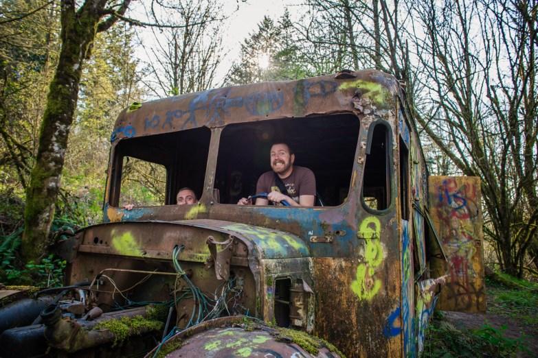 Gresham Butte Bus-3