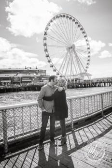 Ryan + Julie's Seattle Engagement Photo Shoot-28