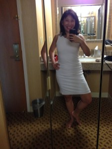 My little white dress