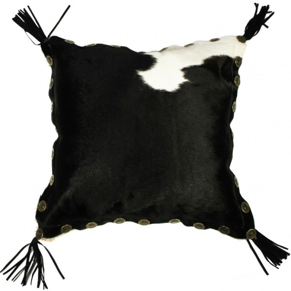 Melissimo pillow cow black