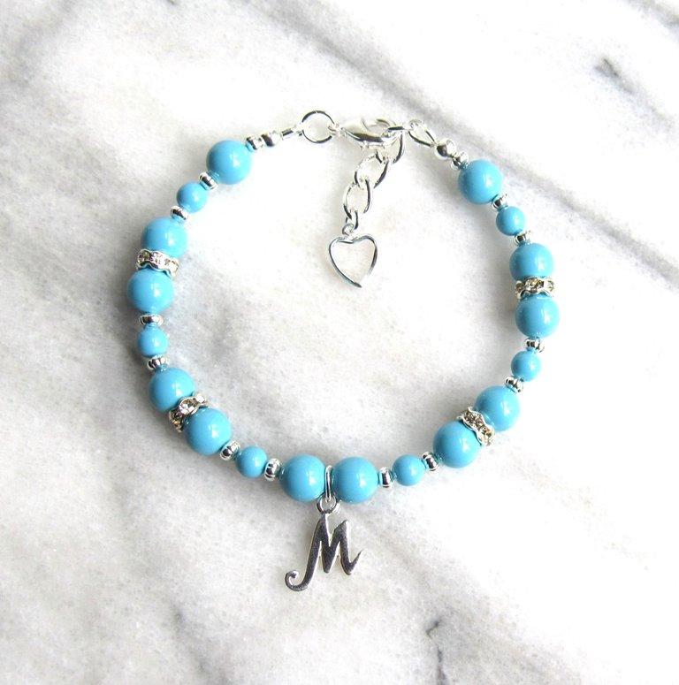 -turquoise-bracelet-personalized