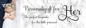 personalized jewelry for girls