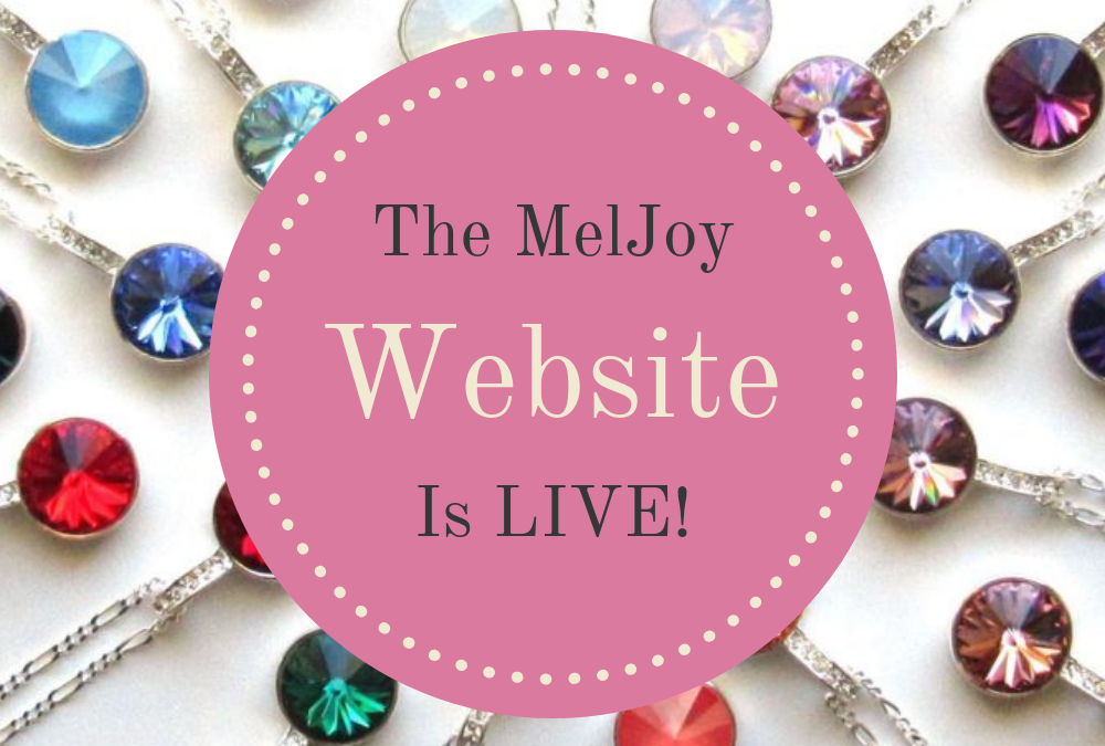 Welcome To The New MelJoy Creations Website!