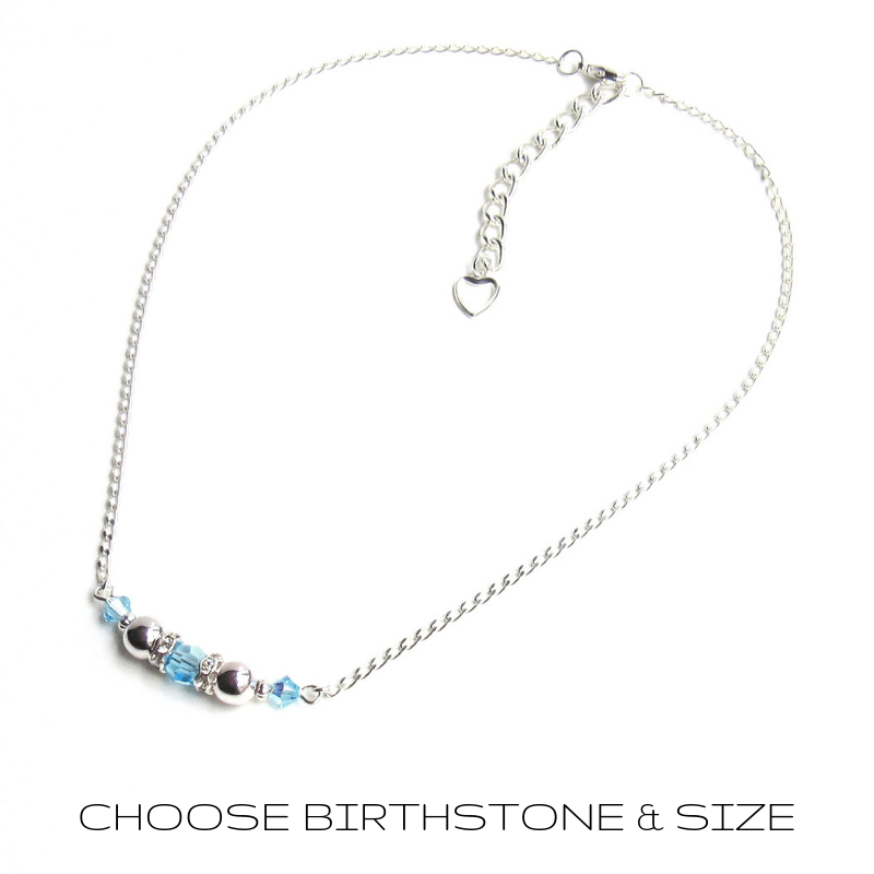 PN3--birthstone-SILVER-CHOKER-necklace