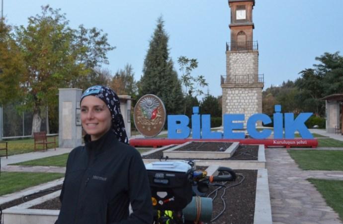 Bilecik Belediyesi'nden Hoşgeldin Sürprizi
