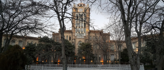 Where to visit in Tabriz
