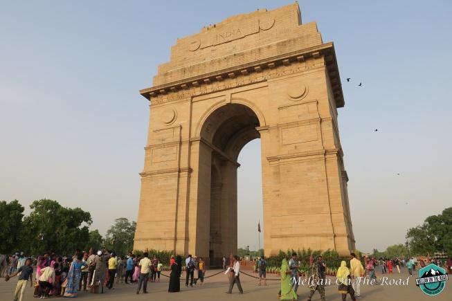 delhide görülecek yerler india-gate