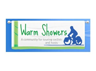 How to use warmshowers while traveling?