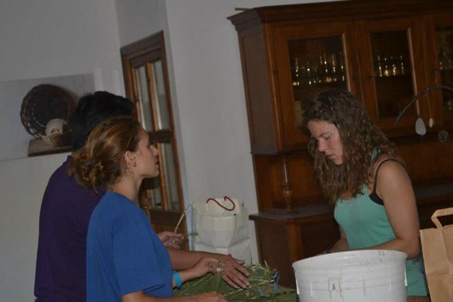 italya'da gönüllü çalışma