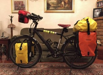 Bisikletim: Koga World Traveller