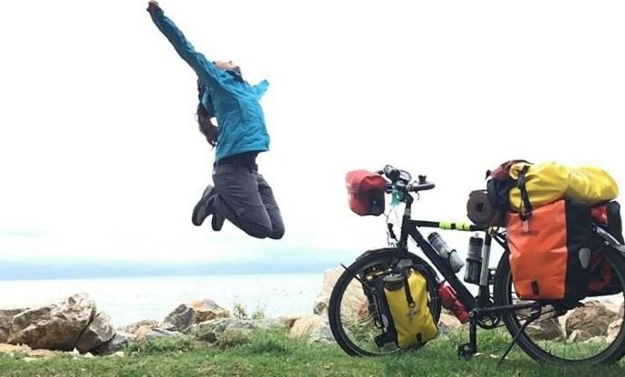 Bisikletle Seyahatin Avantajları ve Dezavantajları