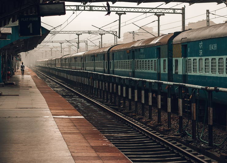 tips for train travel in India