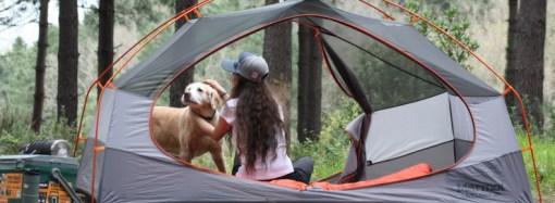 Kış kampı için çadır seçerken dikkat edilecekler