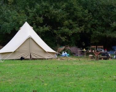 doğaya dönüş kampı