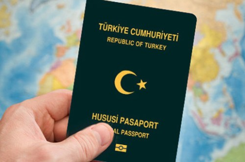 Yeşil pasaportla gidilen ülkeler