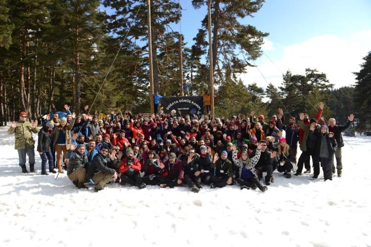 kar kampı etkinliği
