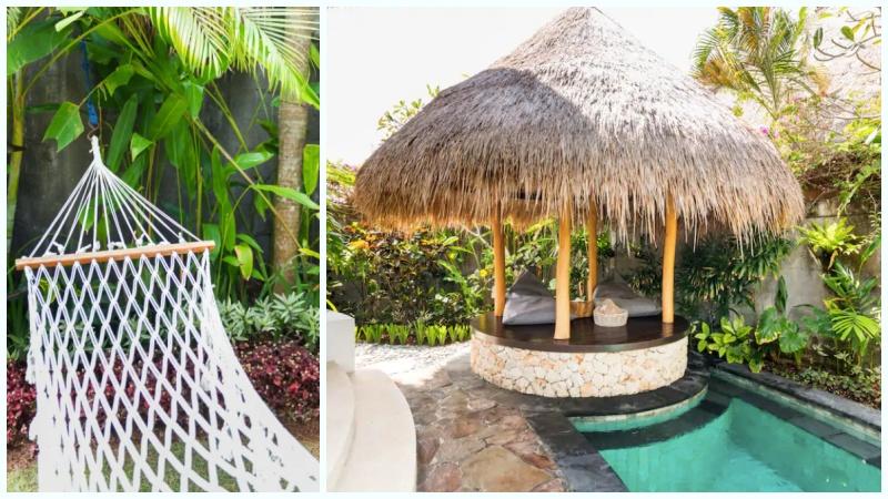 Bali'de kiralık villalar