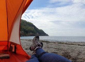 Çavuşağzı Plajı Kamp Alanı | Zonguldak Kamp Yerleri