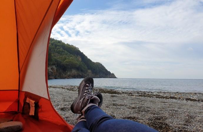 Çavuşağzı Plajı Kamp Alanı   Zonguldak Kamp Yerleri