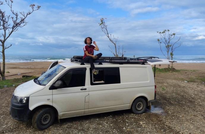 Kızılkum Plajı Kamp Alanları   Bartın Kamp Yerleri
