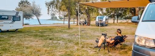 Kırkpınar Sahili Karavan Kamp Alanı   Sapanca Karavan Kamp Yerleri
