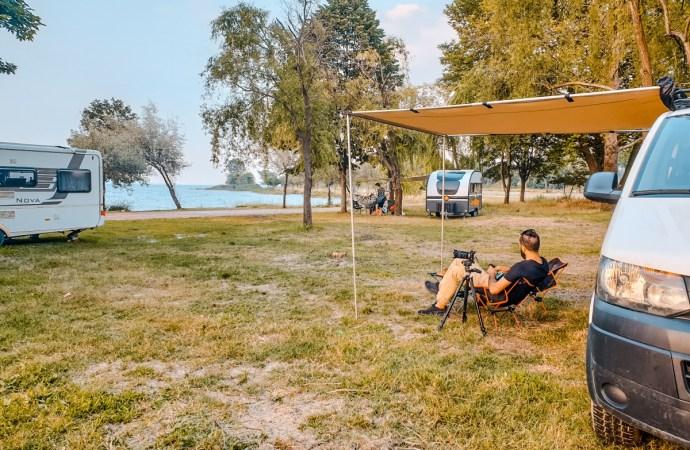 Kırkpınar Sahili Karavan Kamp Alanı | Sapanca Karavan Kamp Yerleri