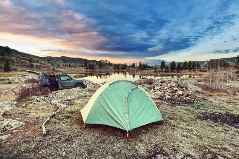 yaz kampı için gerekli malzemeler