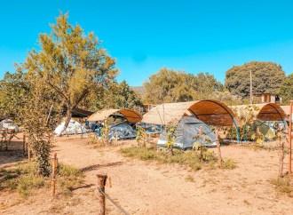 Kayaköy Jungle Camping Fethiye Kamp Alanı