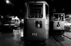 Spårvägsmuseet, spårvagnar