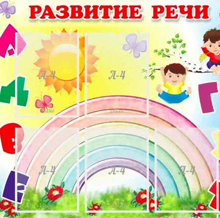 Основные элементы речевого развития дошкольников на примере второй младшей группы