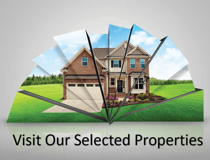 Visit selected properties