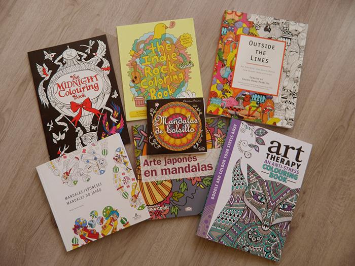 Libros para colorear para adultos  Natified