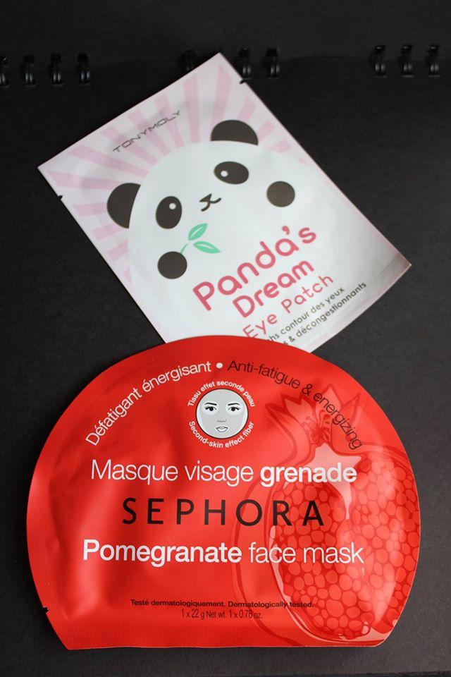 Haul Sephora Mademoiselle Cup Of Tea