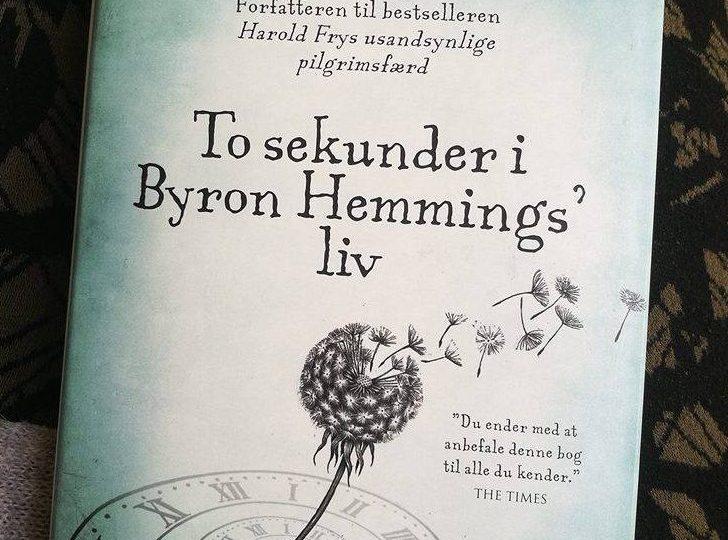 Anmeldelse af To sekunder i Byron Hemmings' Liv