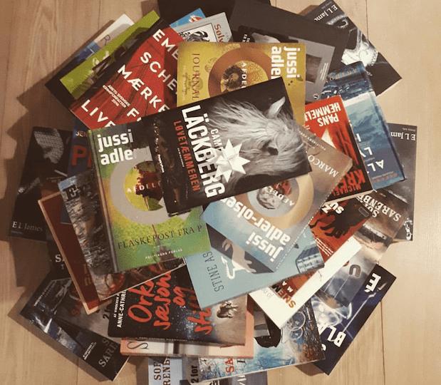 Bøger under træet