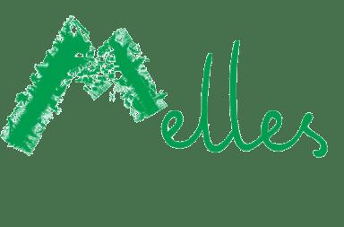 Logo du village de Melles (vf)